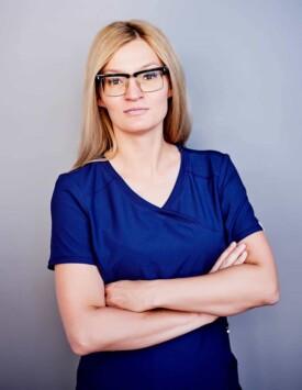Ewa Zawiślak, lekarz stomatolog